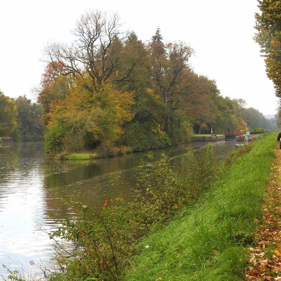 Le Canal de Nantes à Brest Blain