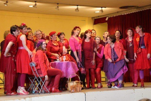 Le chœur de femmes Les Passantes Sablé-sur-Sarthe