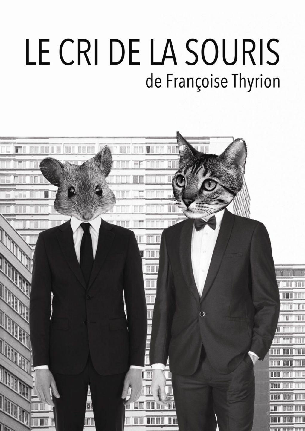 Le cri de la souris de Françoise Thyrion Nantes