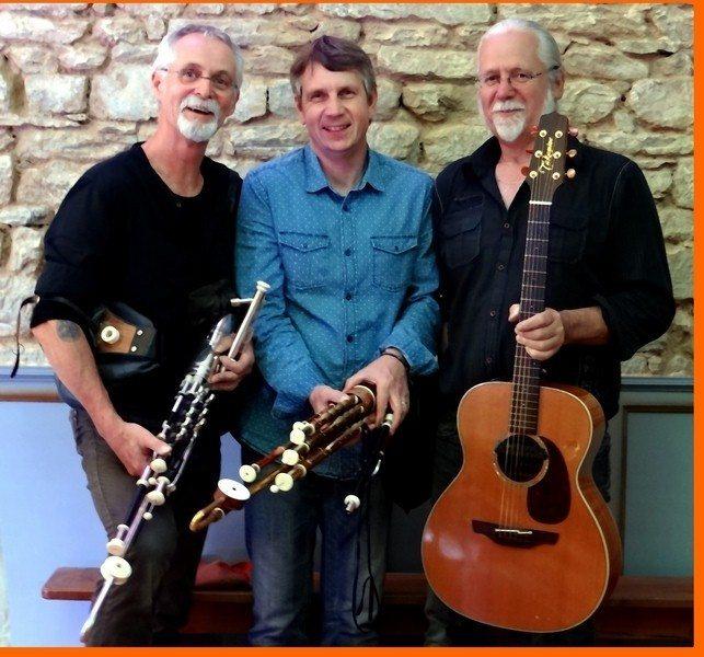 Le trio Hilenn en concert au Quatro à Baud Baud