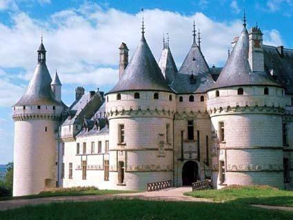 Les châteaux de France Cholet