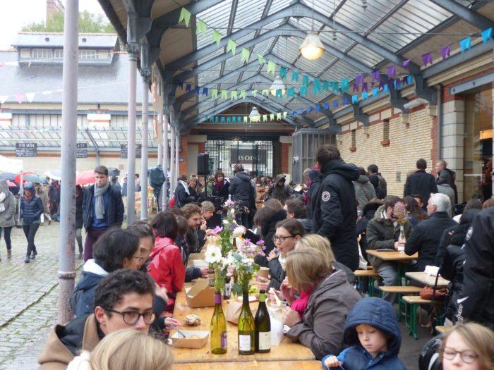 Marché à Manger Rennes