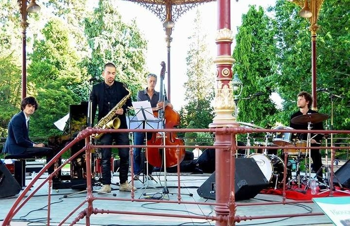 Maxence Ravelomanantsa quartet Quimper