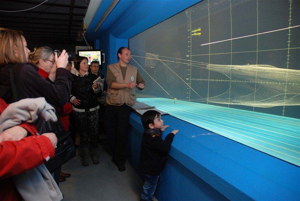 Objectif pêche durable, la station Ifremer de Lorient Lorient