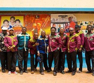 Orchestre poly-rythmo, de Cotonou et Terikan Rennes