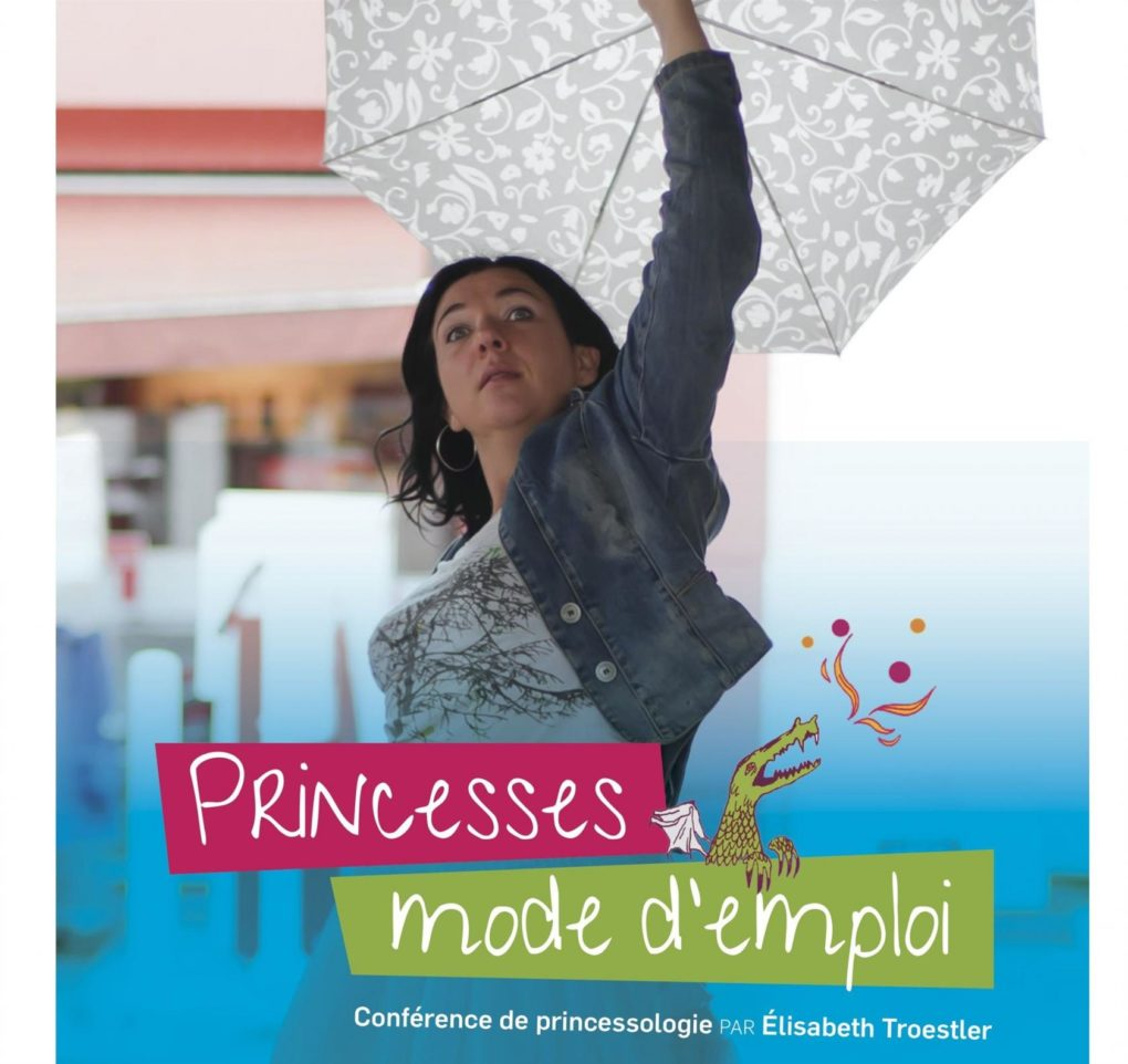 Princesse, mode d'emploi, conférence de princessologie Avranches