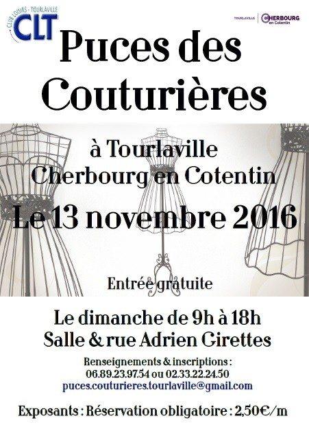 Puces des couturières Cherbourg-en-Cotentin