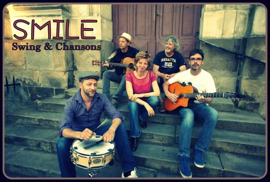 Smile (swing et chansons) Nantes