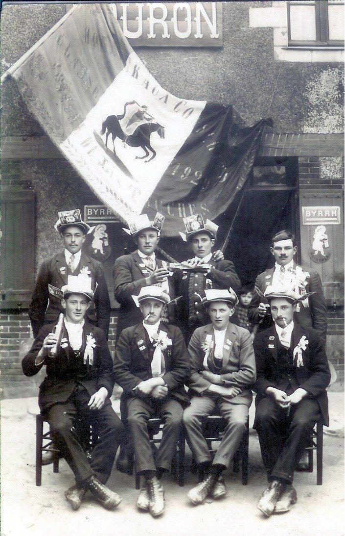 Soldats, conscrits et déserteurs Nantes