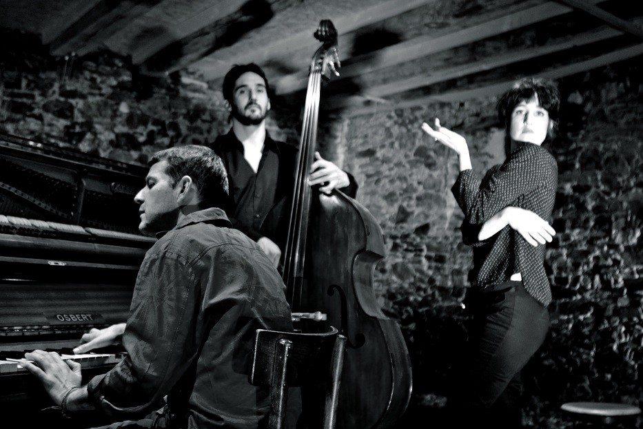Trio Paloma, festival jazz tempo Machecoul-Saint-Même