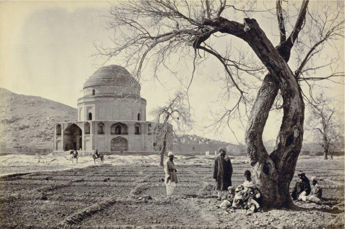 Timur Shah's Mosque.