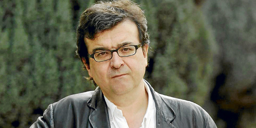 Mobile Javier Cercas
