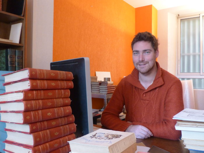 Raphaël Thomas librairie