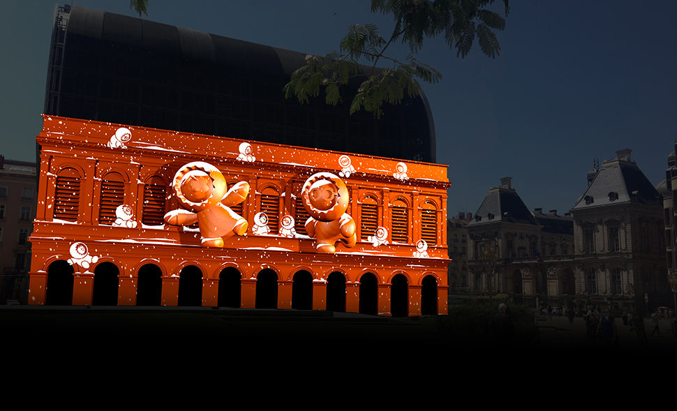 illuminations rennes 2017