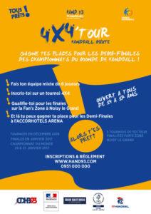 4X4-handball