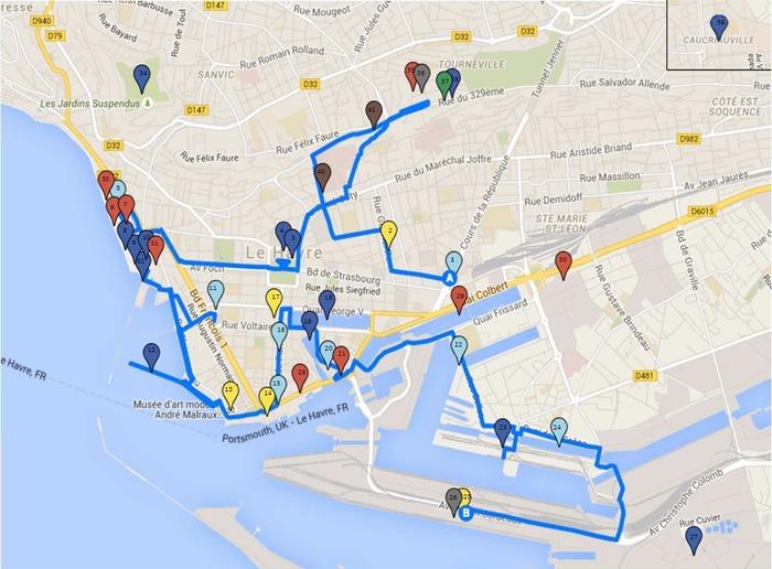 Le Havre La fête d'ouverture le 27 mai