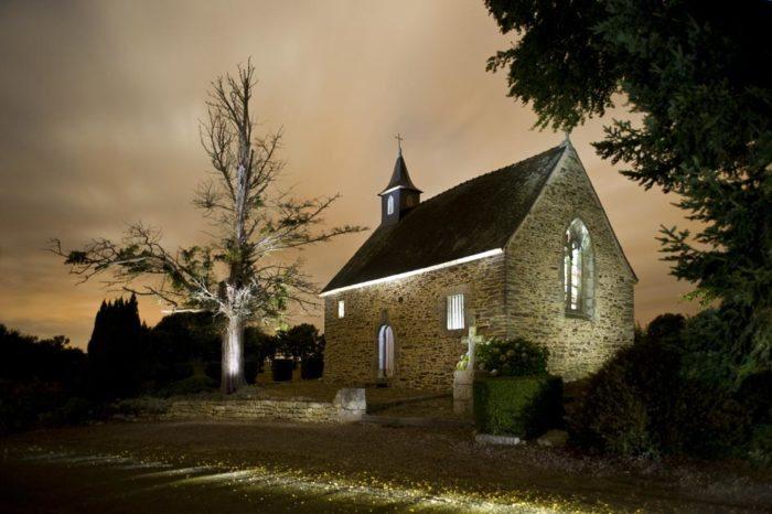 Saint-Antoine, à Guégon, est un des clichés préférés de Janol Apin