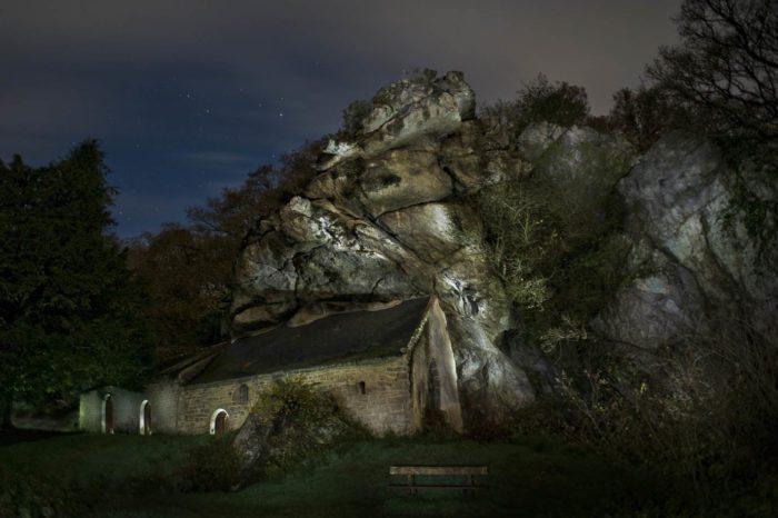 St-Gildas est un des joyaux de la chasse au trésor de Janol
