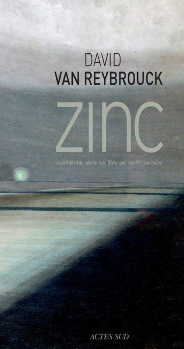 Zinc David Van Reybrouck