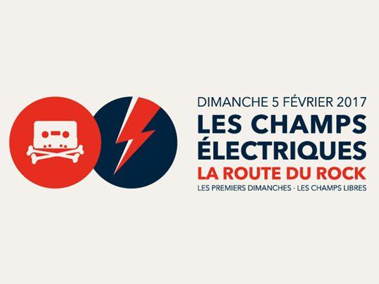 Champs libres Route du Rock Premiers dimanches