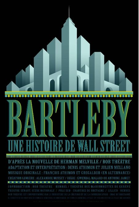 Bartleby bob theatre