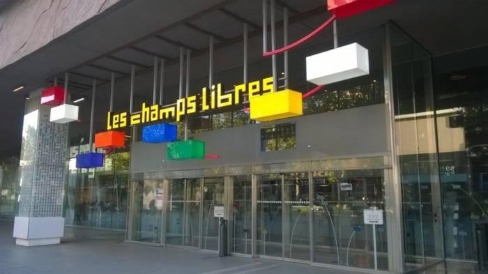 Rennes Champs libres programme