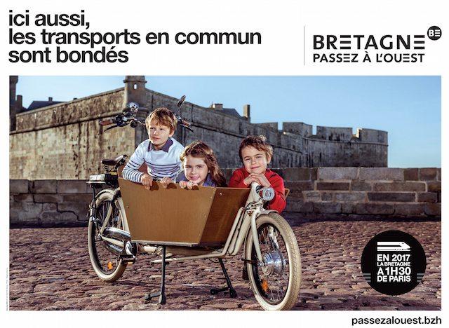 BRETAGNE PASSEZ À L'OUEST