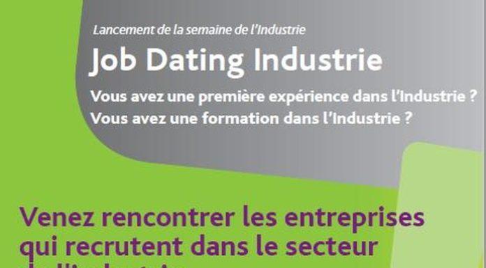 job dating industrie saint nazaire