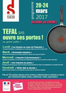 TEFAL SAS : LES FEMMES AU COEUR DE L'INDUSTRIE TEFAL SAS