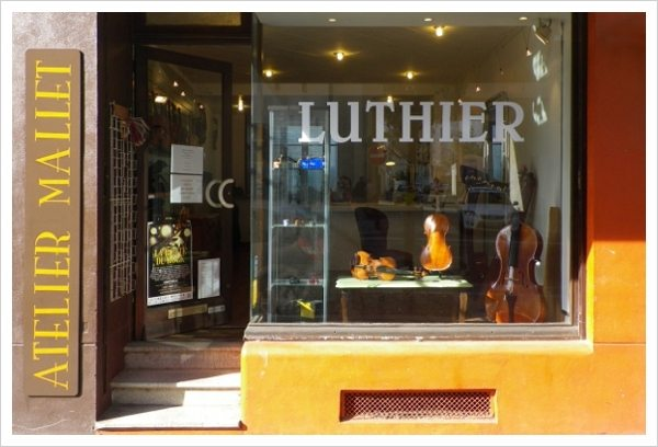LUTHERIE MALLET RENNES