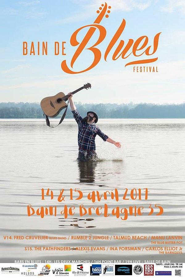 BAIN DE BLUES