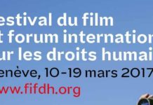 FESTIVAL FILM DROITS HUMAINS