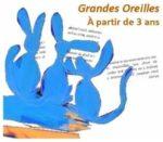 Rendez-vous des histoires pour les Grandes Oreilles Bibliothèque Xavier Grall