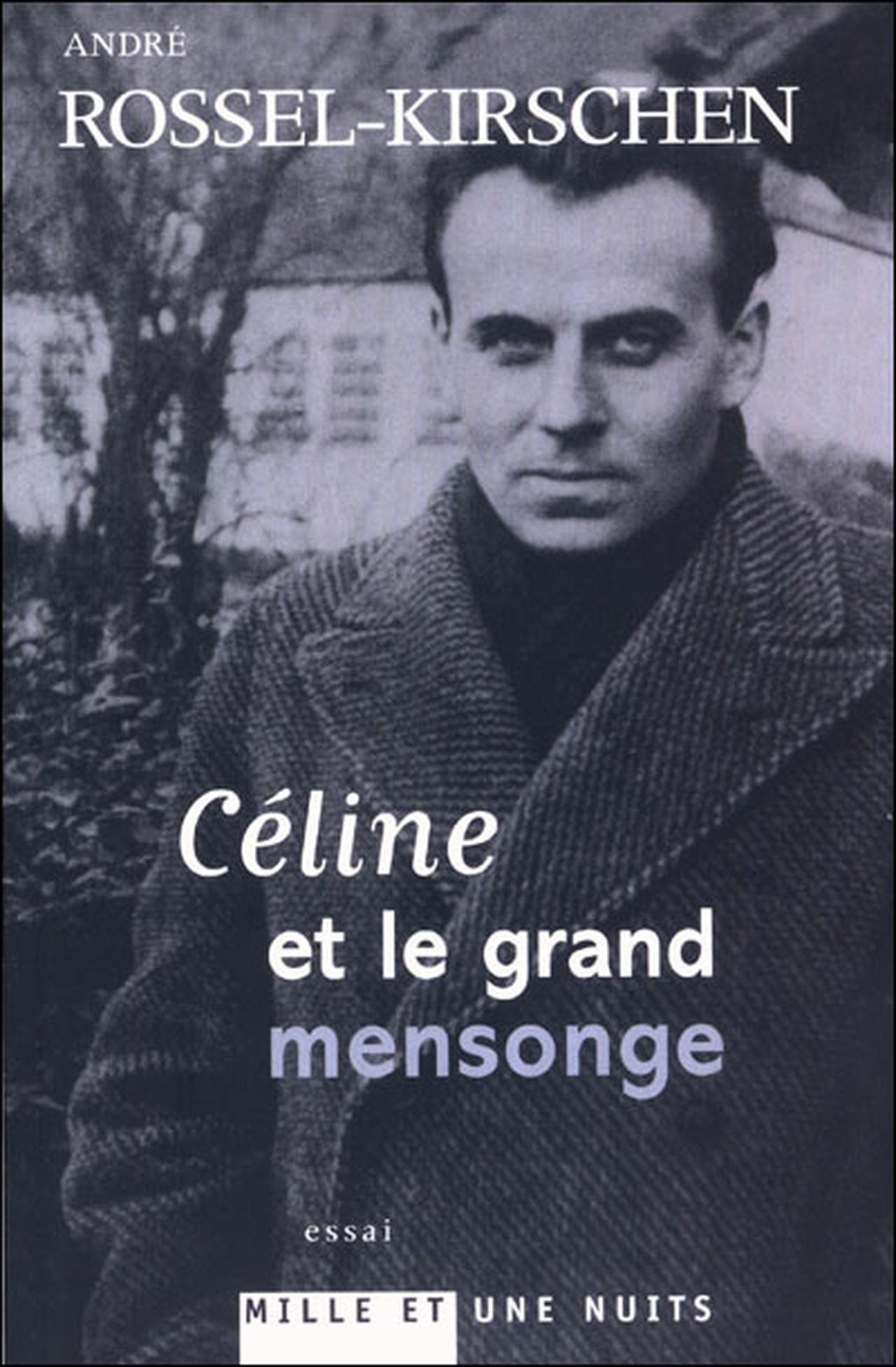 CELINE LE GRAND MENSONGE