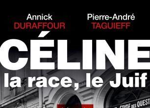 CELINE LA RACE LE JUIF