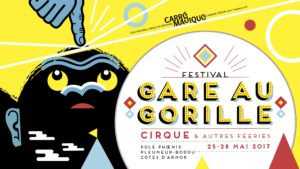 Festival Gare au Gorille Pleumeur-Bodou