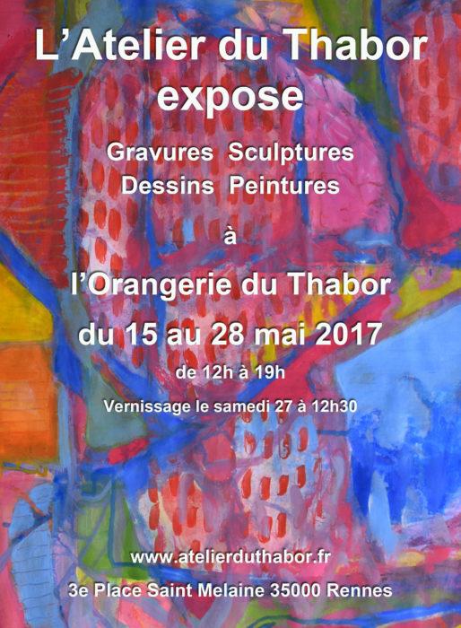 UN DIMANCHE AU THABOR 2017 : 21E JOURNÉE DES ARTS DE RENNES 2