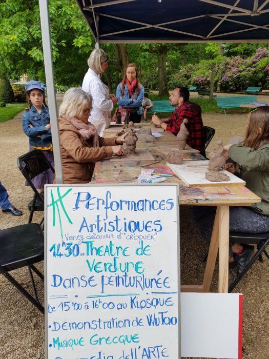 UN DIMANCHE AU THABOR 2017 : 21E JOURNÉE DES ARTS DE RENNES 3