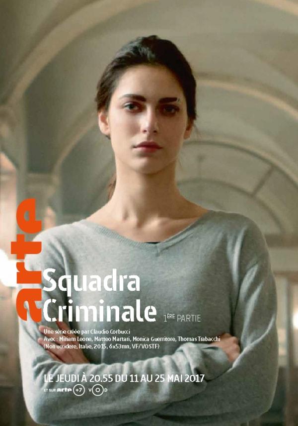 SQUADRA CRIMINALE CLAUDIO CORBUCCI