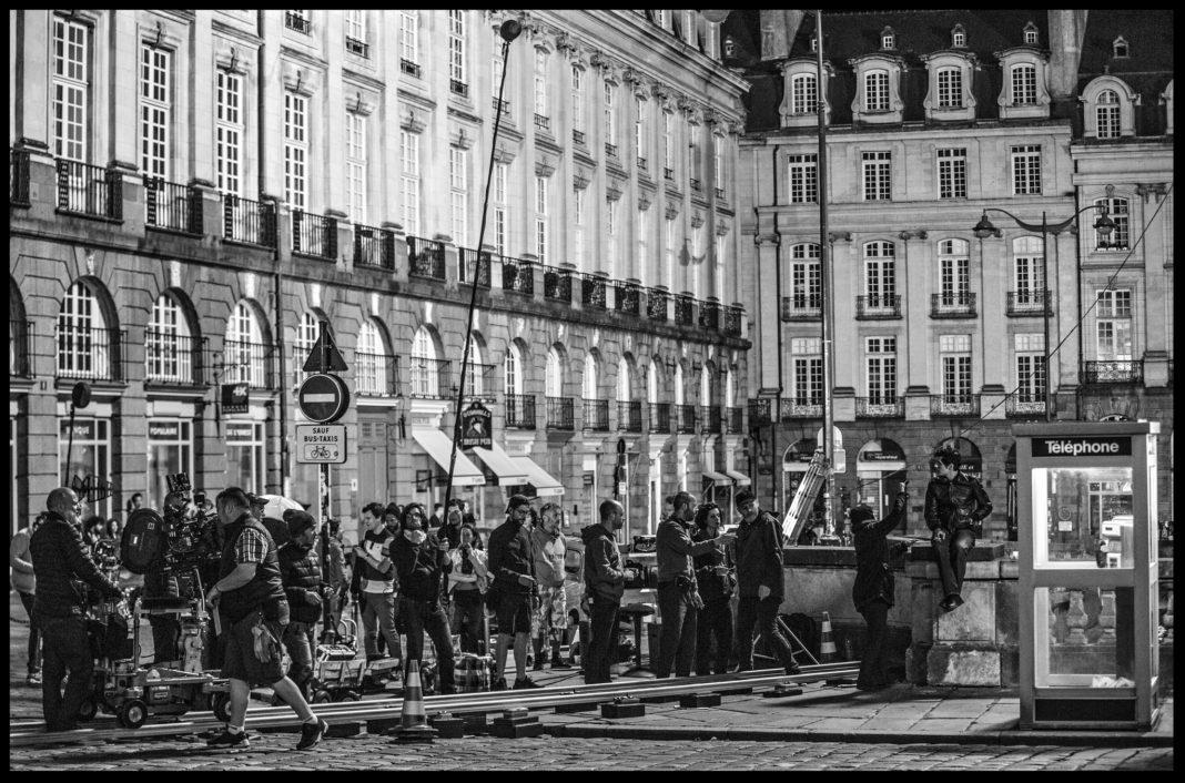 Christophe Honoré Tourne Son Film Plaire à Rennes