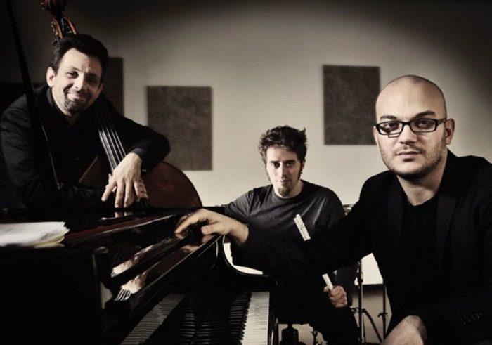 Fabio Giachino Trio Thermes romains Beirut