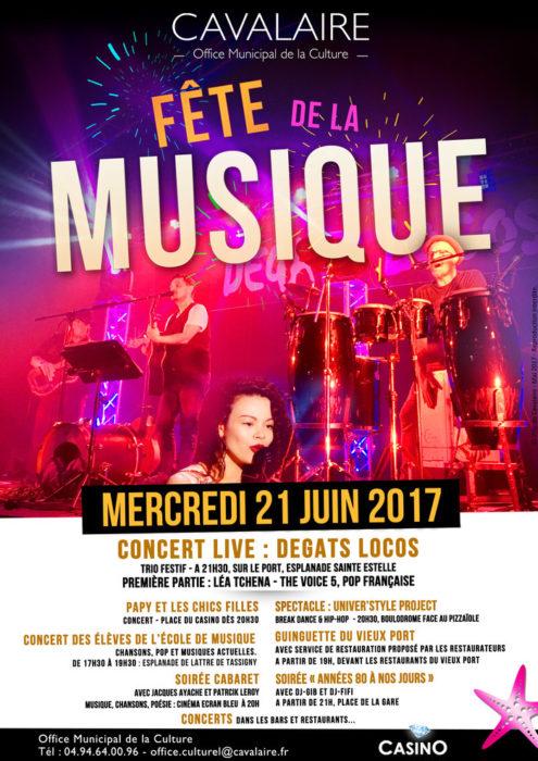 Papy & The Chics Filles Place du Casino Cavalaire-sur-Mer