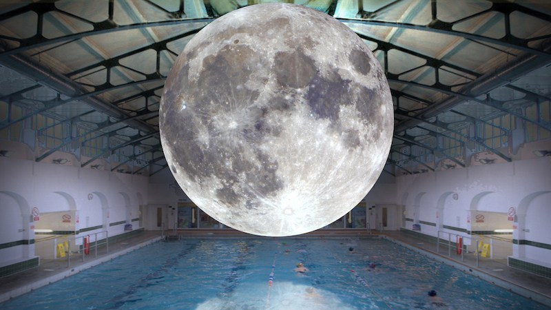LUNE PISCINE SAINT GEORGES