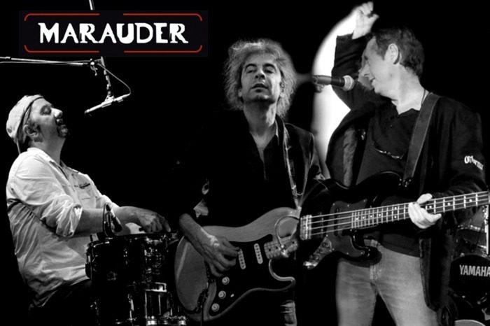 Marauder en concert Casino d'Evaux-les-Bains Évaux-les-Bains