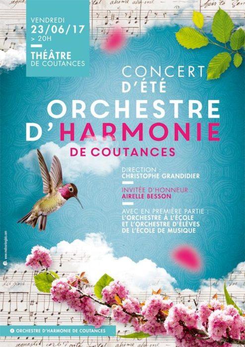 Orchestre d'Harmonie de Coutances Théâtre municipal de Coutances Coutances