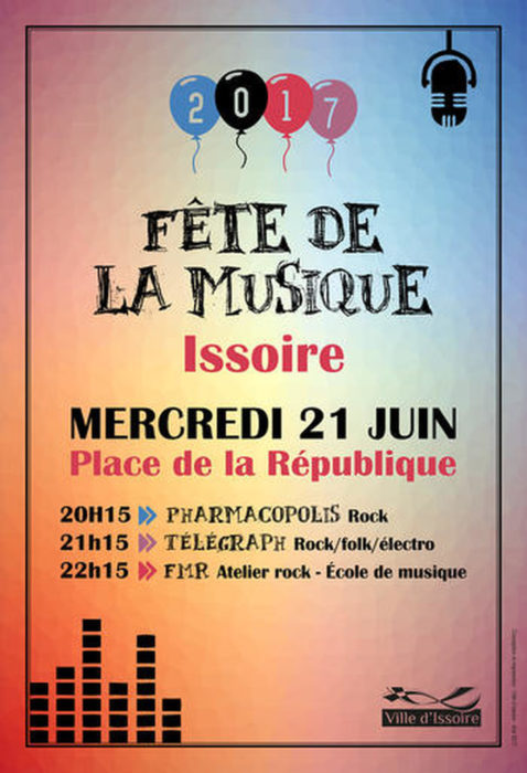 Pharmacopolis Télégraph FMR Place de la République Issoire