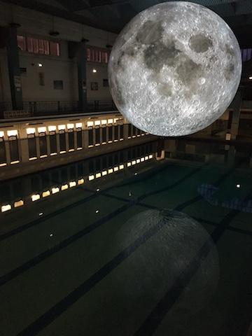 luke jerram moon