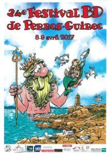 24E FESTIVAL DE LA BANDE DESSINEE PERROS-GUIREC