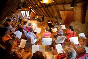 Audition publique: Ensemble vocal À Contre temps (Toulouse)