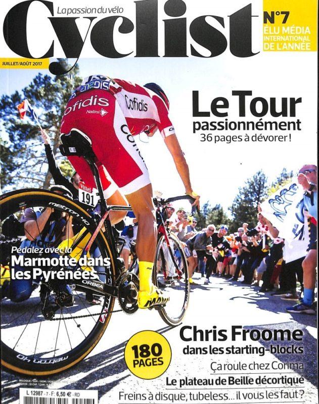 revue cyclist